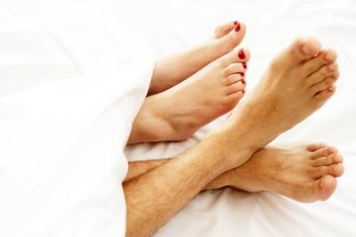 odeur des pieds